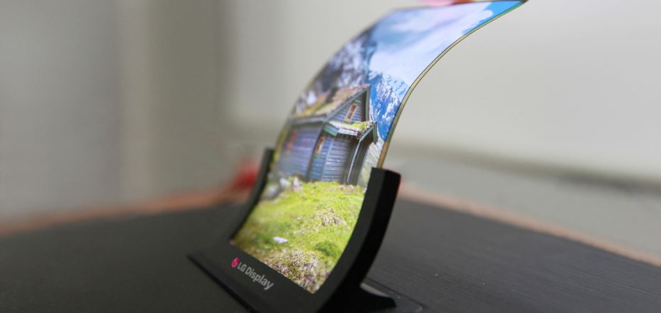 LG will supply flexible OLEDs panels to Sony